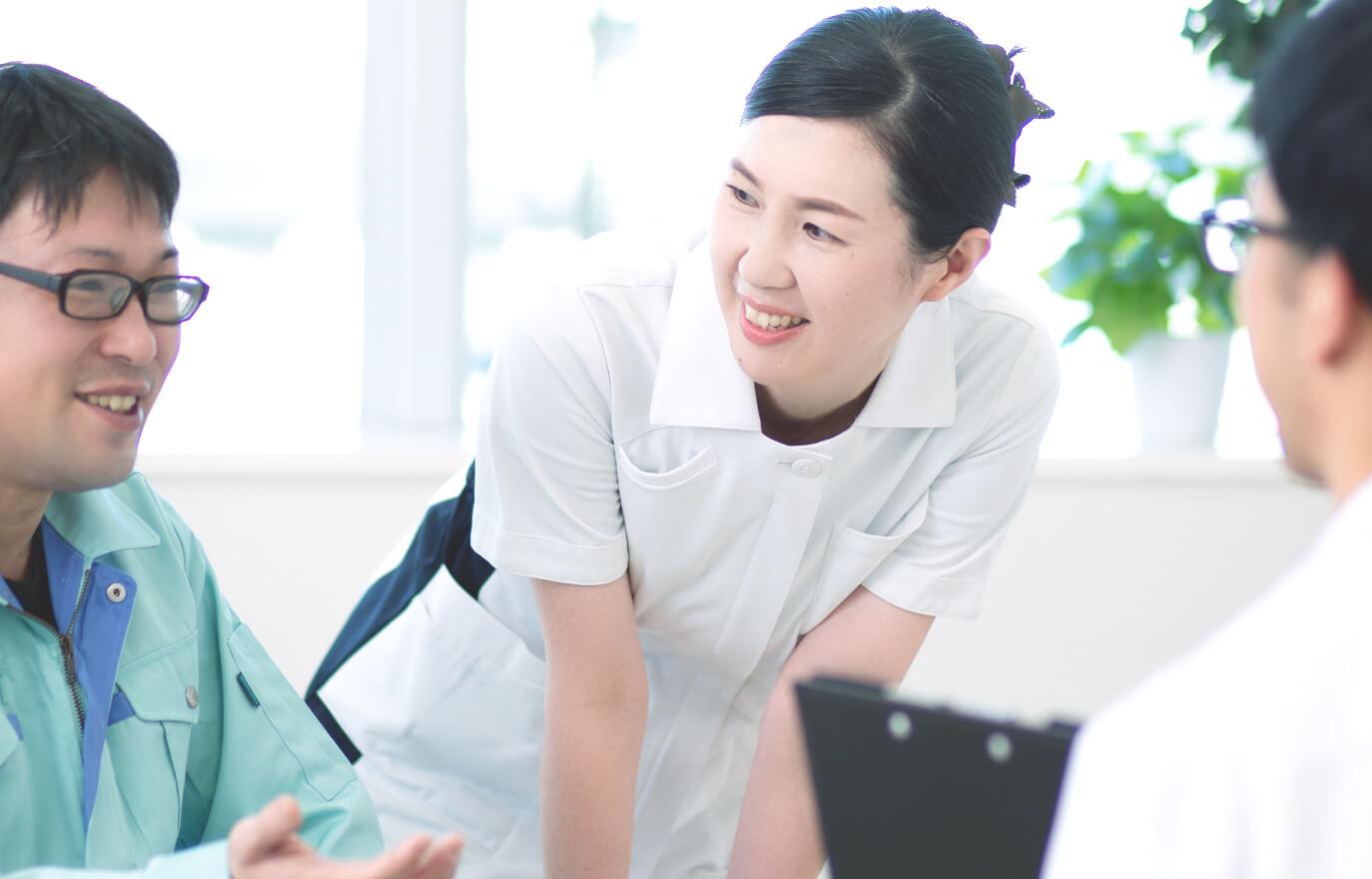 「地域の笑顔を守りたい」中央クリニック 内科、歯科、健診